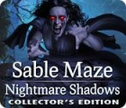 Sable Maze: Nightmare Shadows Collector's Edition Spiel