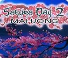 Sakura Day 2 Mahjong Spiel