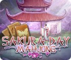Sakura Day Mahjong Spiel