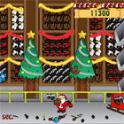 Santa Caught Christmas Spiel