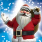 Santas Weihnachtskleidung Spiel