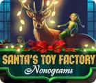 Weihnachtsspielzeugfabrik: Nonogramme Spiel