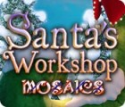 Santa's Workshop Mosaics Spiel