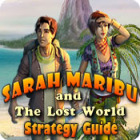 Sarah Maribu and the Lost World Strategy Guide Spiel