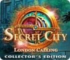 Secret City: London Calling Sammleredition Spiel