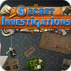 Secret Investigation Spiel