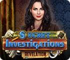 Secret Investigations: Revelation Spiel