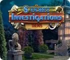 Secret Investigations: Themis Spiel