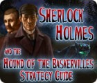 Sherlock Holmes and the Hound of the Baskervilles Strategy Guide Spiel