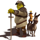 Shrek: Concentration Spiel