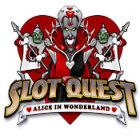 Slot Quest: Alice in Wonderland Spiel