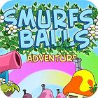 Smurfs. Balls Adventures Spiel