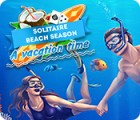 Solitaire Beach Season: A Vacation Time Spiel