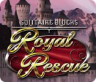 Solitaire Blocks: Royal Rescue Spiel