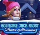 Frostige Winterabenteuer Solitaire Spiel
