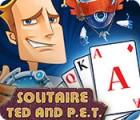 Solitaire: Ted und P.E.T. Spiel