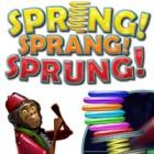 Spring, Sprang, Sprung Spiel