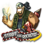 Start the Rockets Spiel