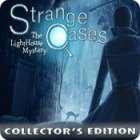 Strange Cases: The Lighthouse Mystery Collector's Edition Spiel