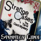 Strange Cases: The Tarot Card Mystery Strategy Guide Spiel