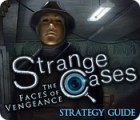 Strange Cases: The Faces of Vengeance Strategy Guide Spiel