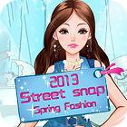 Street Snap Spring Fashion 2013 Spiel