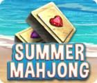 Summer Mahjong Spiel