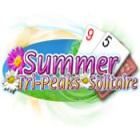 Summer Tri-Peaks Solitaire Spiel