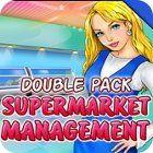 SuperMarket Management Double Pack Spiel