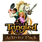Tangled: Activity Pack Spiel