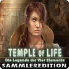 Temple of Life: Die Legende der Vier Elemente. Sammleredition Spiel