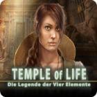 Temple of Life: Die Legende der Vier Elemente Spiel
