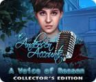 The Andersen Accounts: A Voice of Reason Collector's Edition Spiel