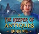 The Keeper of Antiques: Der letzte Wille Spiel