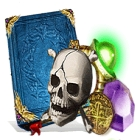 The Magician's Handbook II: BlackLore Spiel