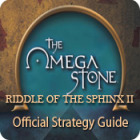 The Omega Stone: Riddle of the Sphinx II Strategy Guide Spiel
