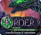 The Secret Order: Return to the Buried Kingdom Collector's Edition Spiel