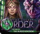 The Secret Order: Return to the Buried Kingdom Spiel