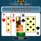 Three card Poker Spiel