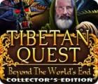 Tibetan Quest: Am Ende der Welt Sammleredition Spiel