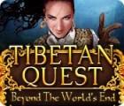 Tibetan Quest: Beyond the World's End Spiel