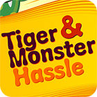 Tiger and Monster Hassle Spiel