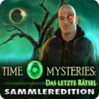 Time Mysteries: Das letzte Rätsel Sammleredition Spiel