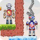 TNT Robots Spiel
