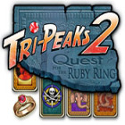 Tri-Peaks 2: Quest for the Ruby Ring Spiel