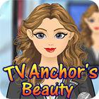 TV Anchor Beauty Spiel