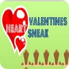 Valentines Heart Sneak Spiel
