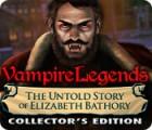 Vampire Legends: Die geheime Geschichte von Elisabeth Báthory Sammleredition Spiel