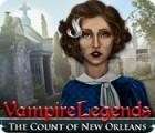 Vampire Legends: Der Graf von New Orleans Spiel