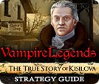 Vampire Legends: The True Story of Kisilova Strategy Guide Spiel